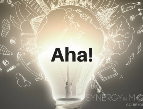 """My """"aha!"""" About the Energetics of Business"""