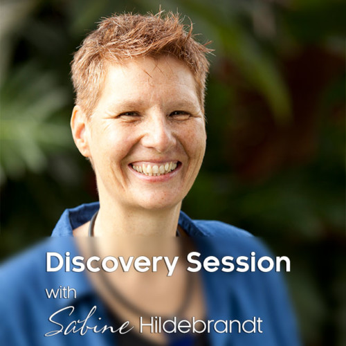 Discovery Session with Sabine Hildebrandt
