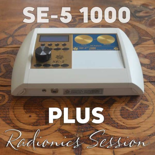 PLUS Radionics Session
