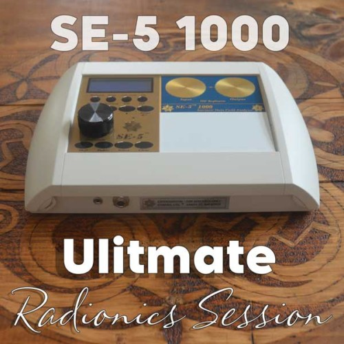 Ultimate Radionics Session