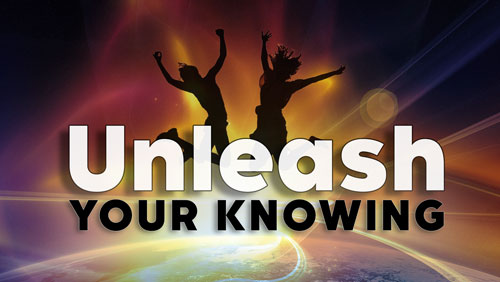 Register for Unleash Your Knowing