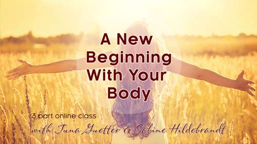Register for A New Beginning With Your Body