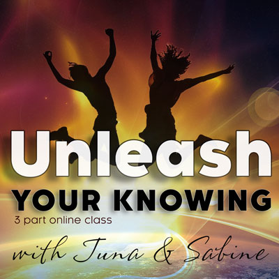 Unleash Your Knowing